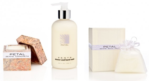 ZENTS Petal Bath Products