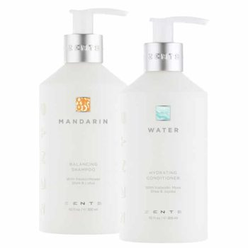 Mandarin Shampoo and Conditioner